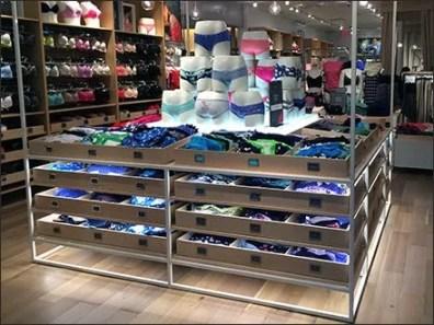Panty Pyramid Merchandising