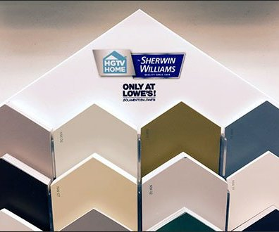 Sherwin Williams Shingled Painr Samples 3