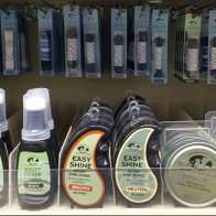 Shoe Polish Merchandising Excentricity 2