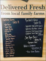 Wegmans Color-Coded Fall Veggies Delivered Farm Fresh