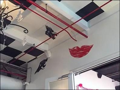 Boutique Ceiling Art 2