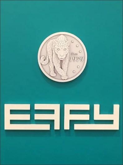 Effy Logo on Green 3
