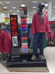Gravity Feed Packable Winterwear