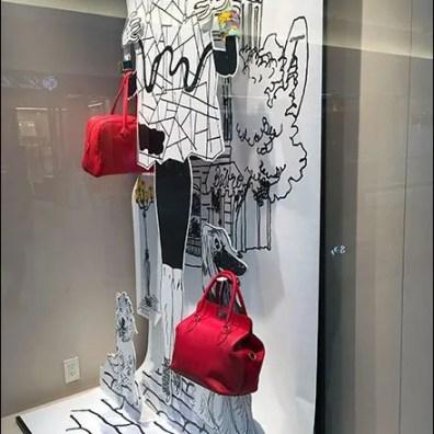 Hermes® Foamcore Fashion Dogs
