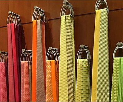 Hermes Necktie Color Array 3