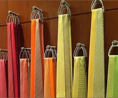 Hermes Necktie Color Array 3