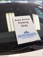Mercedes® Auto Armor Parking as Promotion