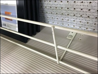 Mid-Shelf Linear Fencing 2