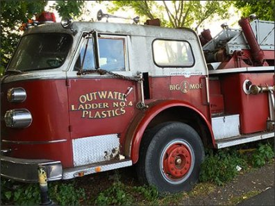 Outwater Plastics Fire Engine 3