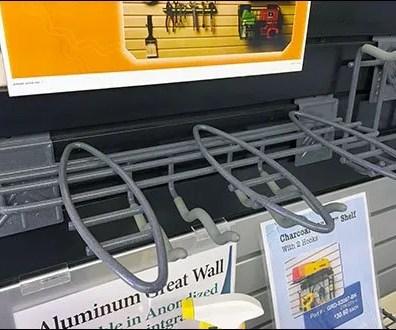 Mystery Multi-Hook for Slatwall