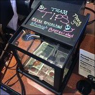 Panera Bread Hand-Crafted Tip Jar Rollout