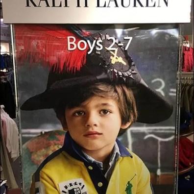 Ralph Lauren Twins Boy 3