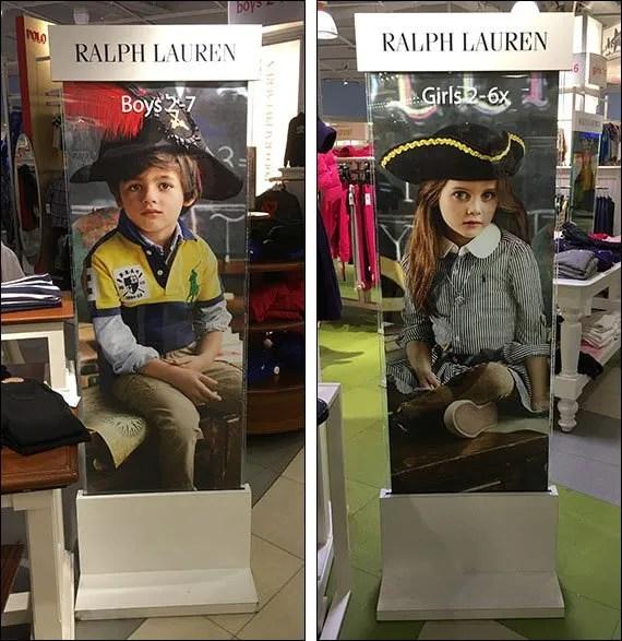 Ralph Laren® Brands Twins