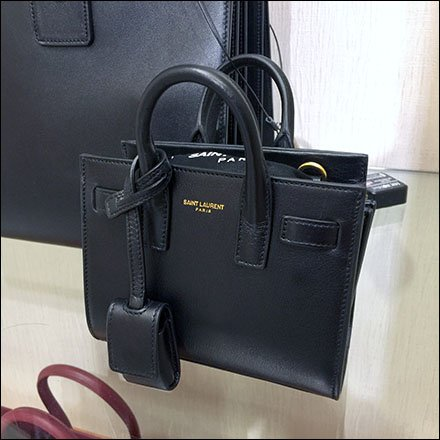 St Laurent Purses in Large and Small 2