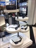 Sunglass Merchandising Platters