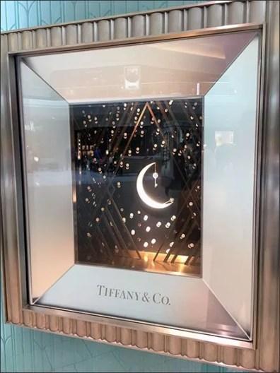 Tiffany Crescent Moon Museum Case 1