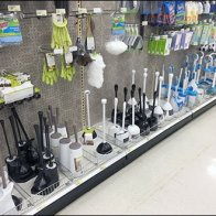 Mass Merchandising 11 Types of Toilet Scrubbers