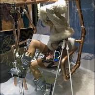 Agent Provocateur Ski Lift Merchandising 3