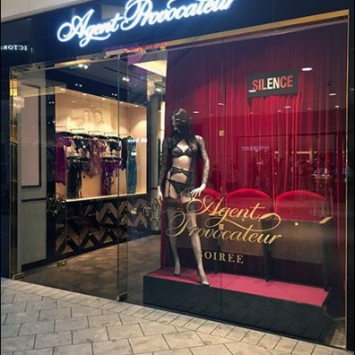 Agent Provocateur Wall Niches 4
