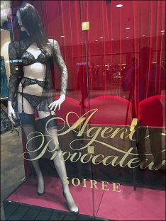 Agent Provocateur Wall Niches 6