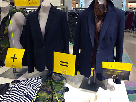 Mathematics of Style at Neiman Marcus