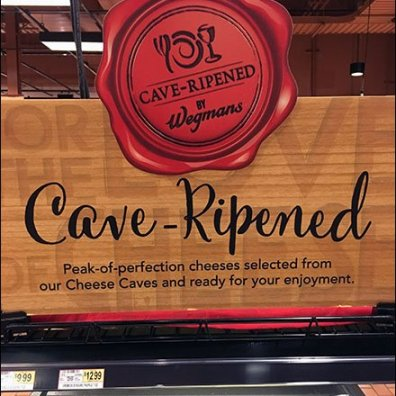 Cave Ripened Cheese 3