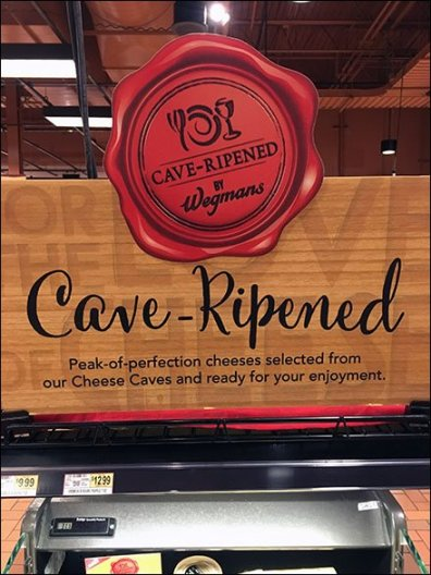 Cave Ripened Cheese Seal of Approval