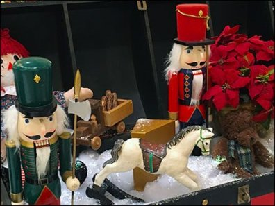 Christmas Toy Trunk Sale 2