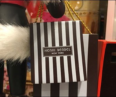 Henri Bendel Branded Nutcracker Girl