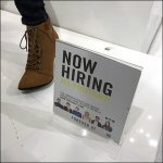 Holiday Hiring With Fashion Emphasis CloseUp