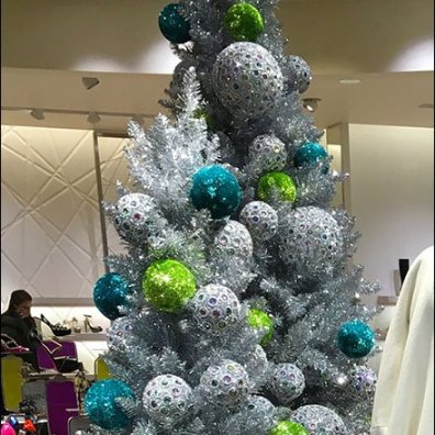 Jimmy Choo Christmas Pencil Tree 3