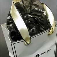 Littmans Be-Ribboned Branded Bag