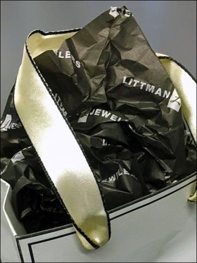 Littmans Be-Ribboned Bag 3
