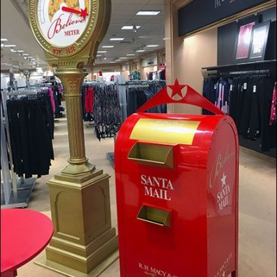 Macys Santa's Corner Post Office 2