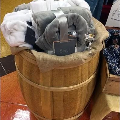 Plush Bath Robes By The Barrel