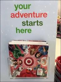 Target Christmas Catalog
