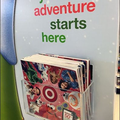 Target In-Store Christmas Catalog 3