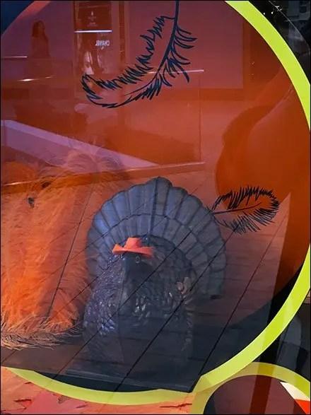 Thanksgiving Turkey in Chocolate 3