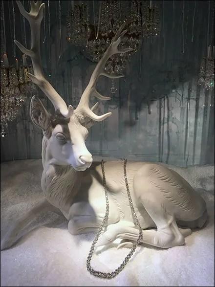 Tiffany Christmas Stag Main CloseUp