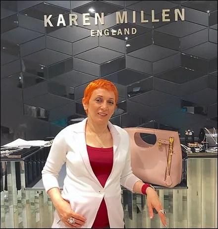 Euro Fixtures: Tom-Ford Visits Karen-Millen
