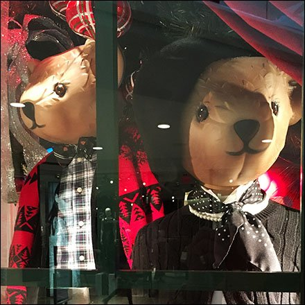 Well Dressed Teddy Bears Main