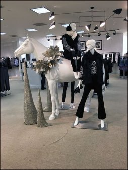 Winter Equestrian Attire at Saks 1