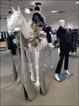 Winter Equestrian Attire at Saks 2