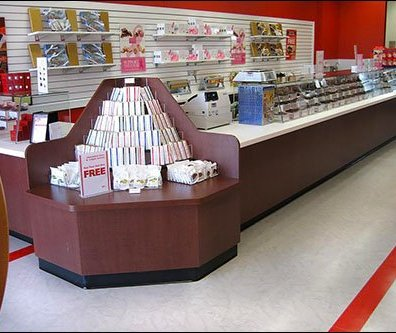 Accel Group Retail Candy Counter 1
