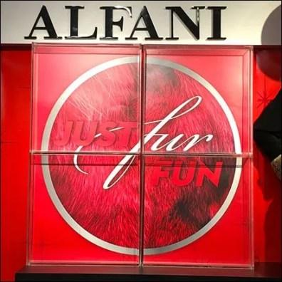 Alfani Retail Fixtures