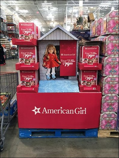 American Girl 4 Gift Cards 1