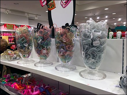 Whatsit Apothecary Display In Retail
