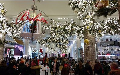 Believe in Macys Herald Square 1