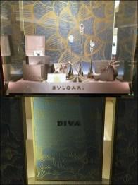 Bulgari Diva Co-Branding
