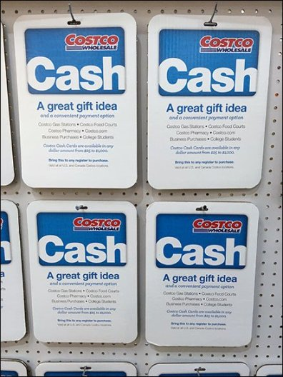 $1,000 Costco Cash Gift On Sale